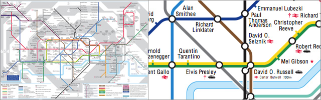 Vc Blog Blog Archive Alternative Subway Maps