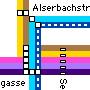 Vienna Tramway System - Austria