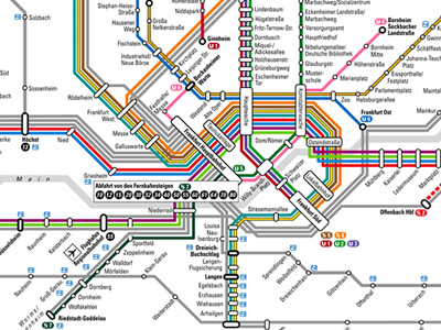 Subway Frankfurt Am visualcomplexity com frankfurt u and s bahn route map