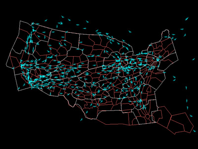 USA Air Traffic