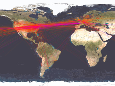 Rootzmap - Mapping the Internet