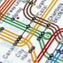 NYC Subway Map Redesign