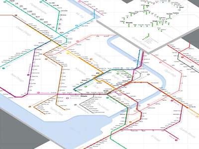 Web Trend Map v3.0