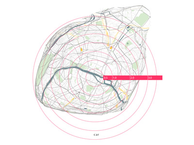 Paris Transportation Maps