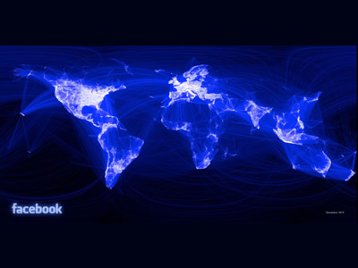 Mapping Facebook Friendships