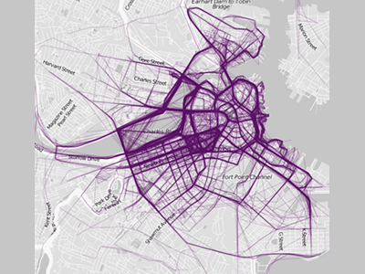 Mapping Where People Run