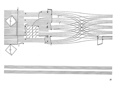 Experimental music notation